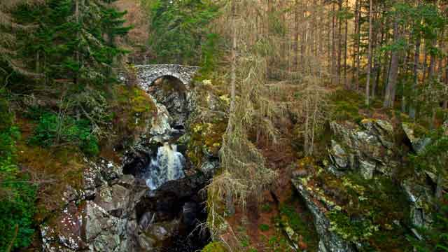 Winter walks around Perthshire