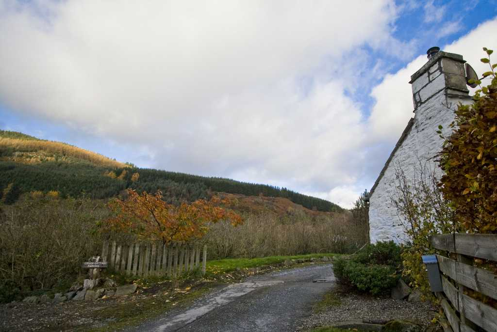 Cruck Cottage Dull Aberfeldy Holiday Cottage