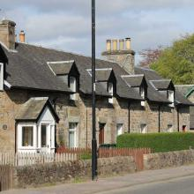 Small image of Faskally Cottage, Pitlochry holiday cottage in Sctotland