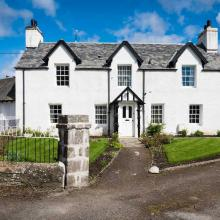 Small image of Blairmount and The Nest, Pitlochry holiday cottage in Sctotland