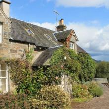 Small image of The Cottage @ Aberfeldy holiday cottage in Scotland
