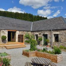Small image of The Cow Shed 2 holiday cottage in Scotland