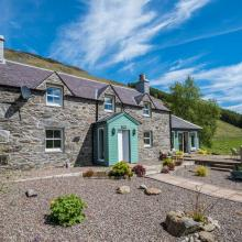 Small image of Craigeanie Farmhouse , Glen Lyon holiday cottage in Scotland
