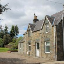 Small image of Hillview Cottage, Aberfeldy holiday cottage in Scotland