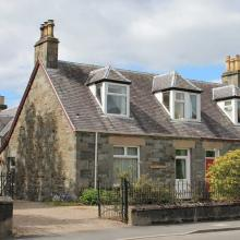 Small image of Hillview House, Aberfeldy holiday cottage in Scotland