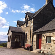 Small image of Knockdarroch Farmhouse holiday cottage in Scotland