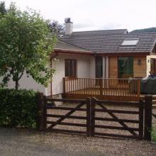 Small image of Bracklin Pitlochry holiday cottage in Sctotland