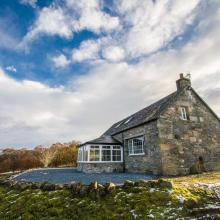 Small image of Tomban Cottage holiday cottage in Scotland