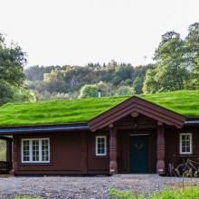 Small image of Kirk Park Cabin, Dunkeld holiday cottage in Sctotland