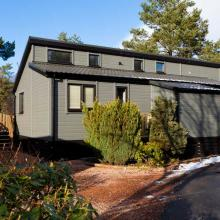 Small image of Cap-D Antibes Lodge, Blair Atholl holiday cottage in Scotland