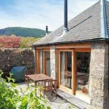 Small image of Gardeners Cottage, Pitlochry holiday cottage in Scotland