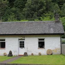 Small image of Greengates Cottage, Pitlochry holiday cottage in Scotland