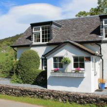 Small image of Hawthorn Cottage, Fearnan holiday cottage in Scotland