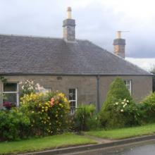 Small image of 5 Innernytie Cottages, Kinclaven holiday cottage in Scotland
