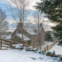 Small image of Middle Cardney Farmhouse, Dunkeld holiday cottage in Scotland