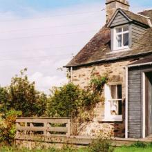 Small image of Easter Auchnaguie holiday cottage in Sctotland