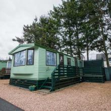 Small image of Robins Nest, River Tilt Leisure Park holiday cottage in Scotland