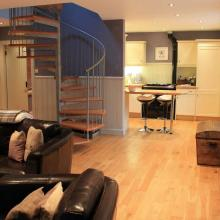 Small image of The Snug, Blair Atholl holiday cottage in Scotland