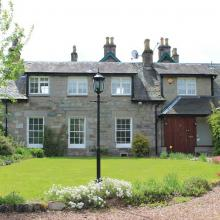 Small image of White Gates, Pitlochry holiday cottage in Sctotland