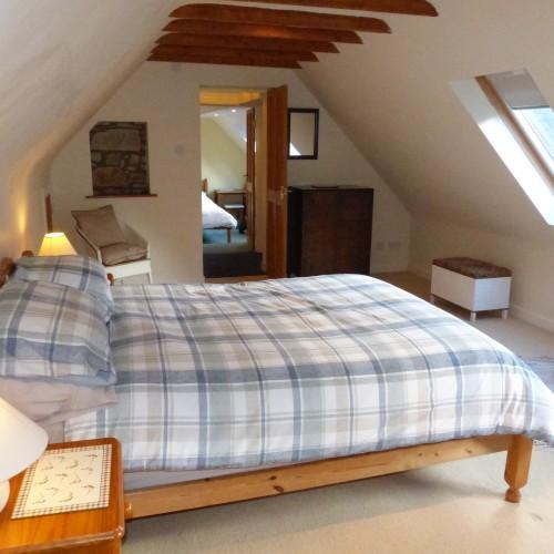Bedroom,Ard Darrach Cottage