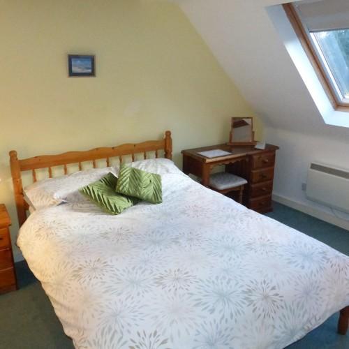 Bedroom, Ard Darrach Cottage
