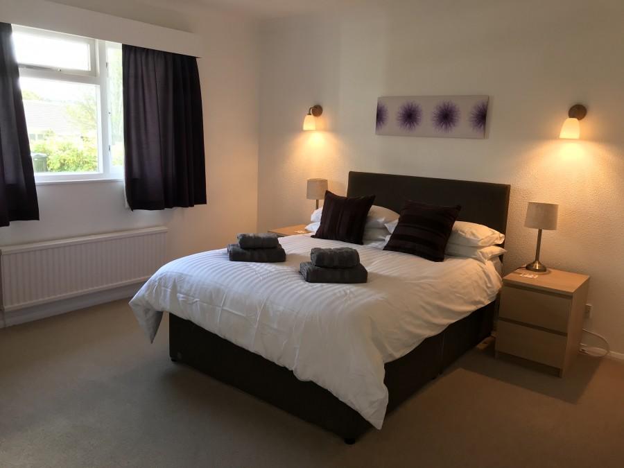 Bedroom, Vrackie View